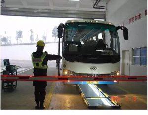 RFID警员车辆稽查管理应用