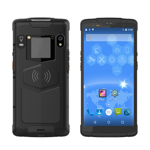 领智航远LZHR系列RFID/NFC/1D/2D/二代证警务通/指纹