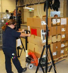 RFID仓库资产出入库盘点管理应用